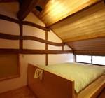 中2階を寝室に改修
